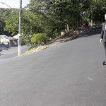 Obras de pavimentação no Jardim San Diego atendem todas as ruas do bairro e terminam antes do previsto