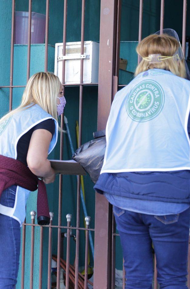 Em Caieiras, Secretaria da Saúde começa varredura em bairros para identificar casos de COVID-19