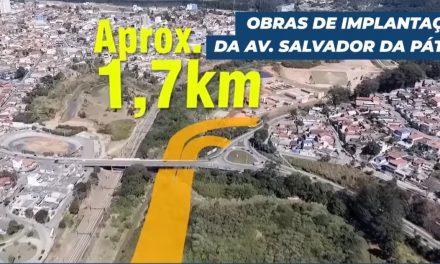 Estrada de ligação entre Caieiras e Franco da Rocha avança