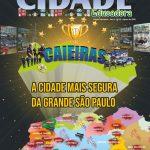 Caieiras, a cidade mais segura da Grande São Paulo