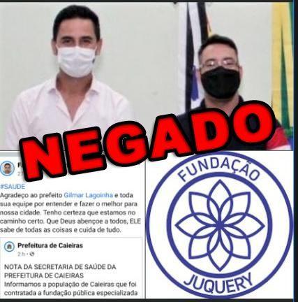 JUSTIÇA NÃO PERMITE A FUNDAÇÃO JUQUERY ASSUMIR O PRONTO SOCORRO DE CAIEIRAS
